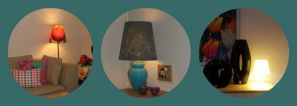 Eksempler på lamper til hyggebelysning. Find din egen stil og gør stuen personlig og levende