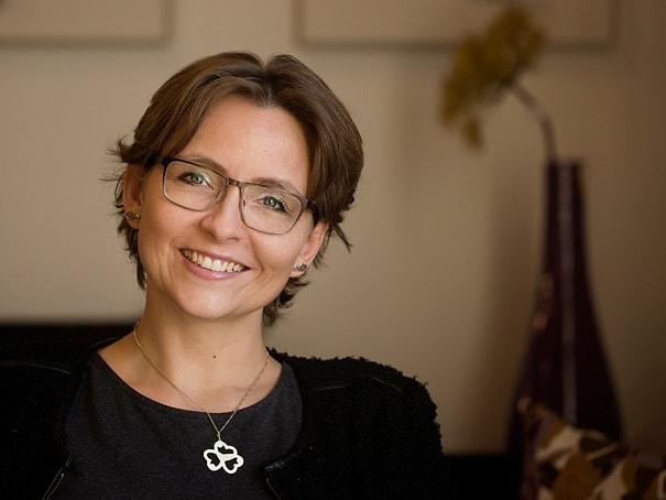 Oprydningsekspert Anita Broberg-Jepsen, IDESIGN.dk