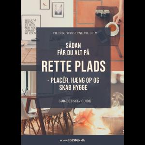 Forsiden til kurset: Rette Plads