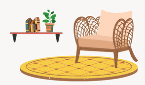 At bo alene hjemme skal være hyggeligt og rart. Det skal udfylde den plads, som en partner ellers udgør